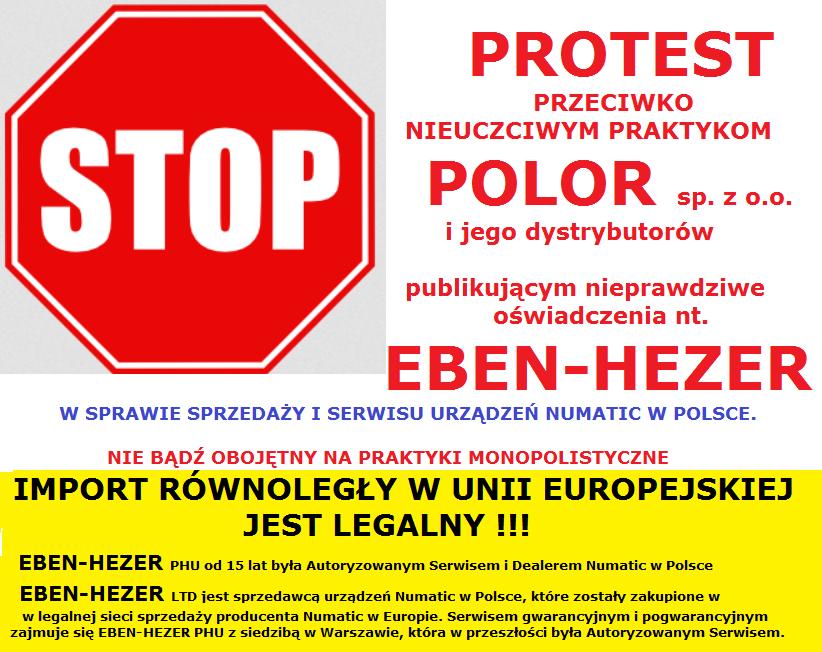 Czy Polsce grozi monopol na sprzedaż maszyn czyszczących Numatic?